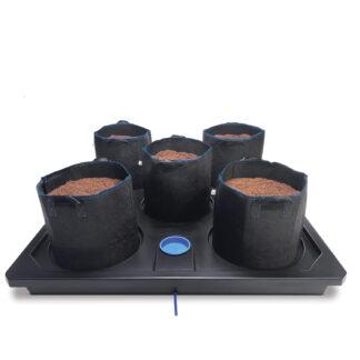 auto5 xl tray system